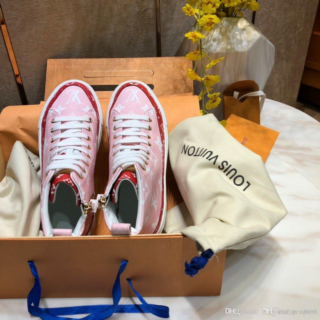 qa haute qualité automne hiver chaussures de sport des femmes haut de gamme, bottes de femmes design de luxe confortable livraison gratuite 36-40