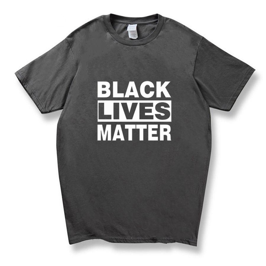 I Cant Breathe!Wholesale Summer New Nasa Logo Print T-Shirt Men'S New Summer Short Sleeve Cotton Men'S T-Shirt Brand Designer Casual Fitn #73