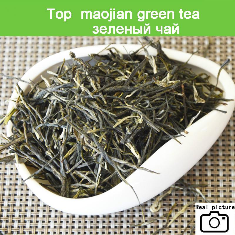 New Chinois Xinyang Maojian réel organique Nouveau début du printemps de thé vert sont Green Food