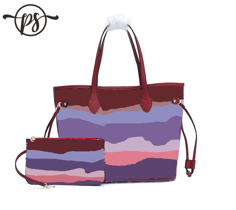 Rosa sugao Borse Del Progettista Tote Bag Donne lhome borsa a tracolla 2020 nuovo stile di alta Qualità tote Borse Da Donna designer fiore stampato borse
