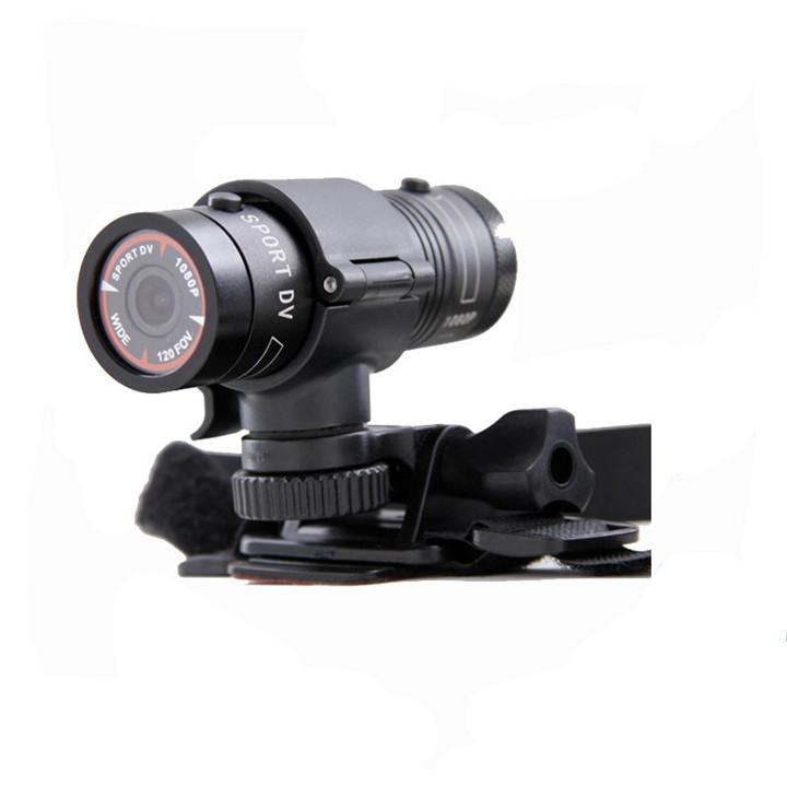 Hot F9 Full HD 1080P 3MP AIV Mini Camcorder Small Aluminum Sport Action Recorder Helmet Camera DV DVR Sport Camcorder