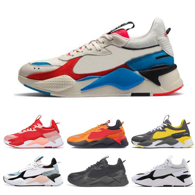 Compre PUMA RS X Toys Nuevos Enredaderas RX S Reinvención Hombre Mujer  Zapatos Blancos Grises De Oro Rojo Negro Para Hombre Marca Multicolor Verde  ...