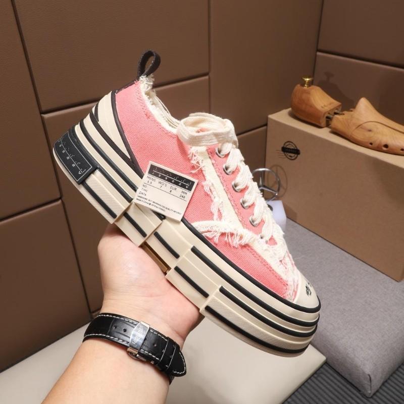 2019 Fashion designer Casual Scarpe Estate Espadrillas designer womens sneakers scarpe di tela di alta qualità della piattaforma mens designer Chaussures