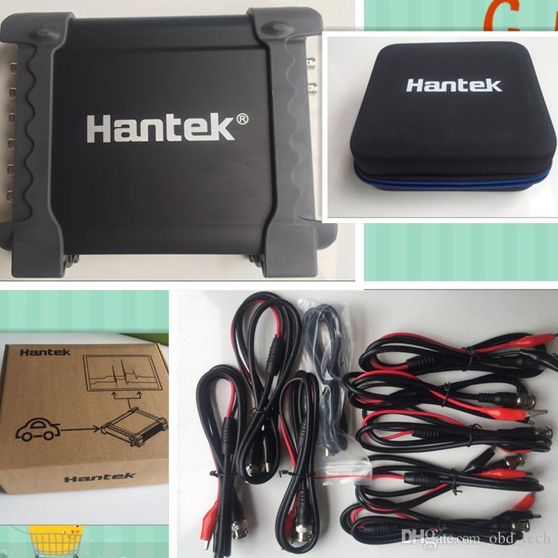 2019 nuevo STYLE Hantek 1008c para simulador de señal de automóvil Automotor de diagnóstico Osciloscopio DAQ Generador programable herramienta de diagnóstico