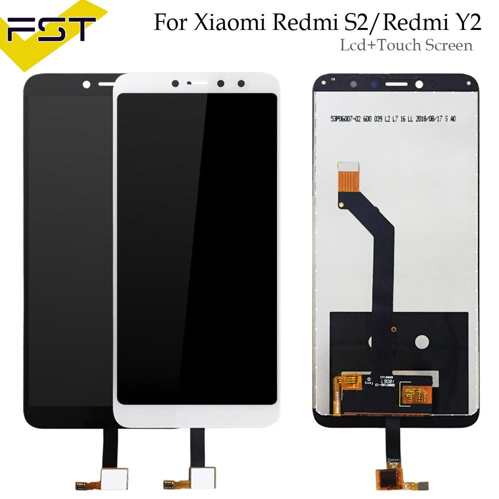 For Xiaomi Redmi S2 LCD Display+Touch Screen Screen Digitizer Assembly Replacement 5.99inch For Xiaomi Redmi Y2 lcd