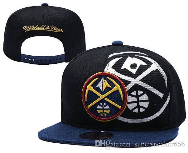 2019 Sports Hats For Man Woman Snapbacks Baseball Hat snapback N Y Flat brim strapback Embroidery Denver HAT DEN Cap Tide Brand hat