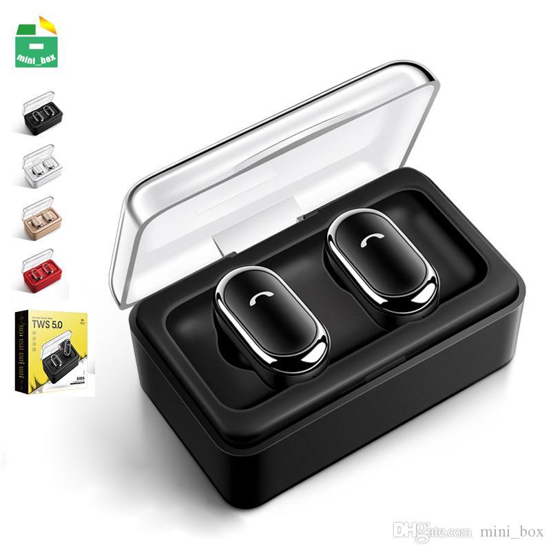 TWS Drahtlose Ohrhörer Bluetooth Kopfhörer Sport Stereo drahtlose Kopfhörer für Telefon-pk I10 I11 I12 I9s tws