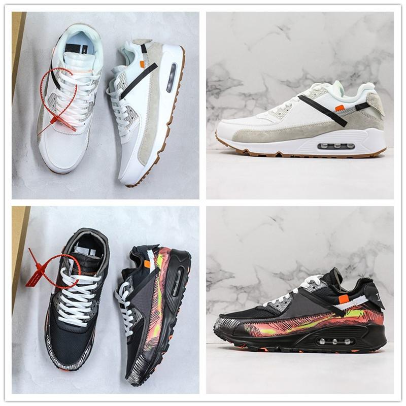 Caliente nueva llegada de los zapatos corrientes Off Iam cuero auténtico Conjunto baloncesto zapatillas de deporte para mujer para hombre Conjunto Diseñador Chaussures Blanca
