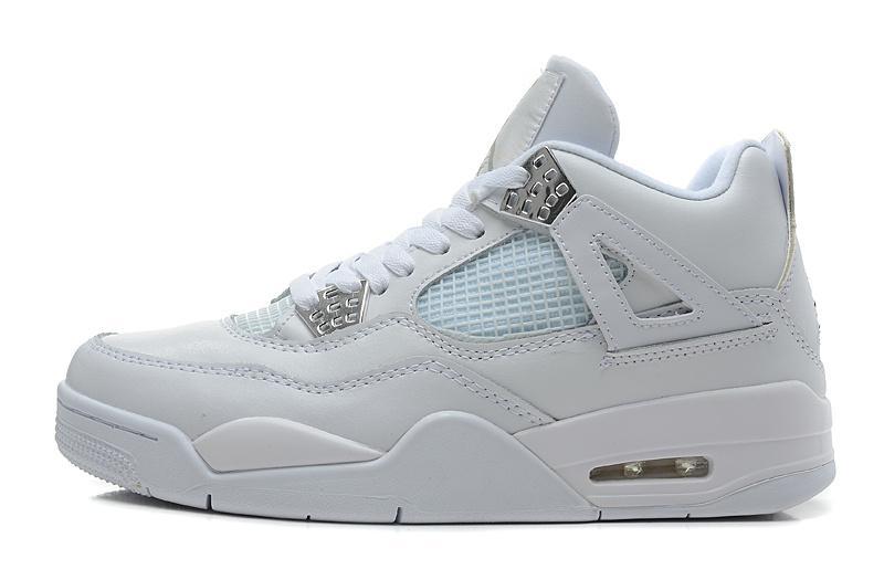 2019 разводят в 4 Баскетбольной обуви кроссовок мужчина мужского грозовой белого цемент Чистых денег Бред лицензионной игра Королевской 4s продажи спортивной обуви США 7-13