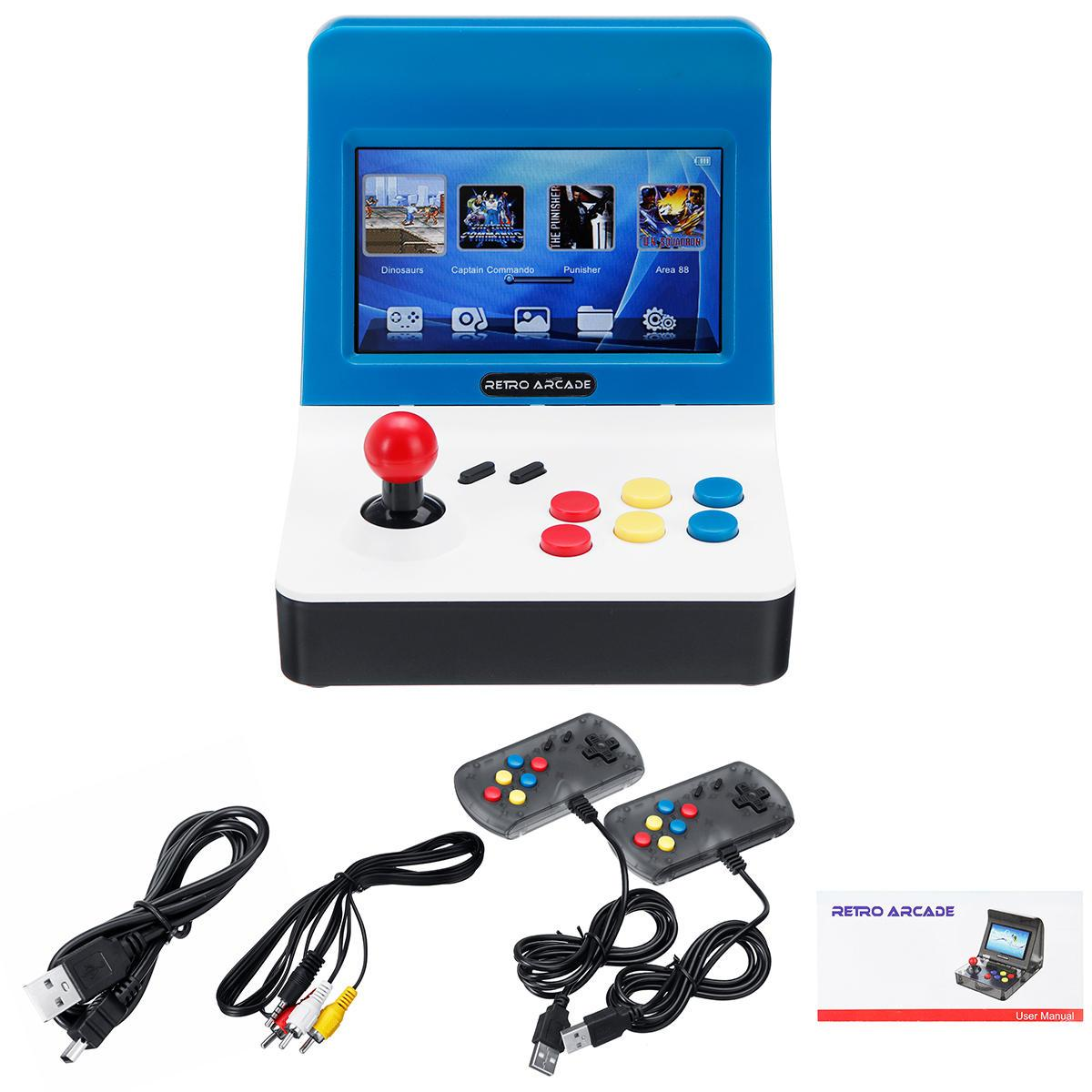 NEOGEO Retro Arcade Mini El Oyun Konsolu 3000 Klasik Video Oyunları