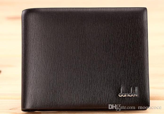 Männlich Brieftasche 501 101 Mann PU-Leder-Kupplungs-Geschäfts-Kreditkarte-Halter-Taschen Brieftasche Geldbörse