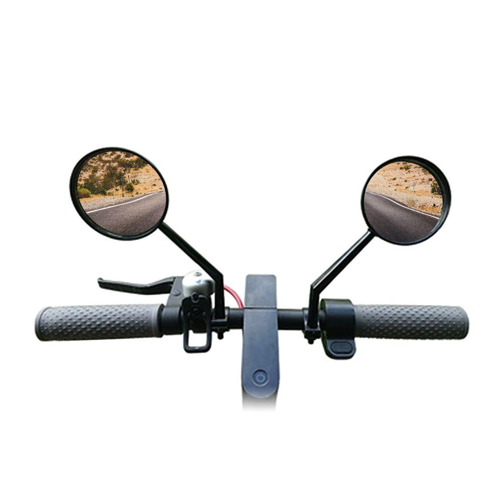 Зеркала заднего вида Зеркала Велосипедное зеркало Стекло заднего вида для Xiaomi Mijia M365 Электрический скутер Велосипедные Велосипедные аксессуары 2 шт.