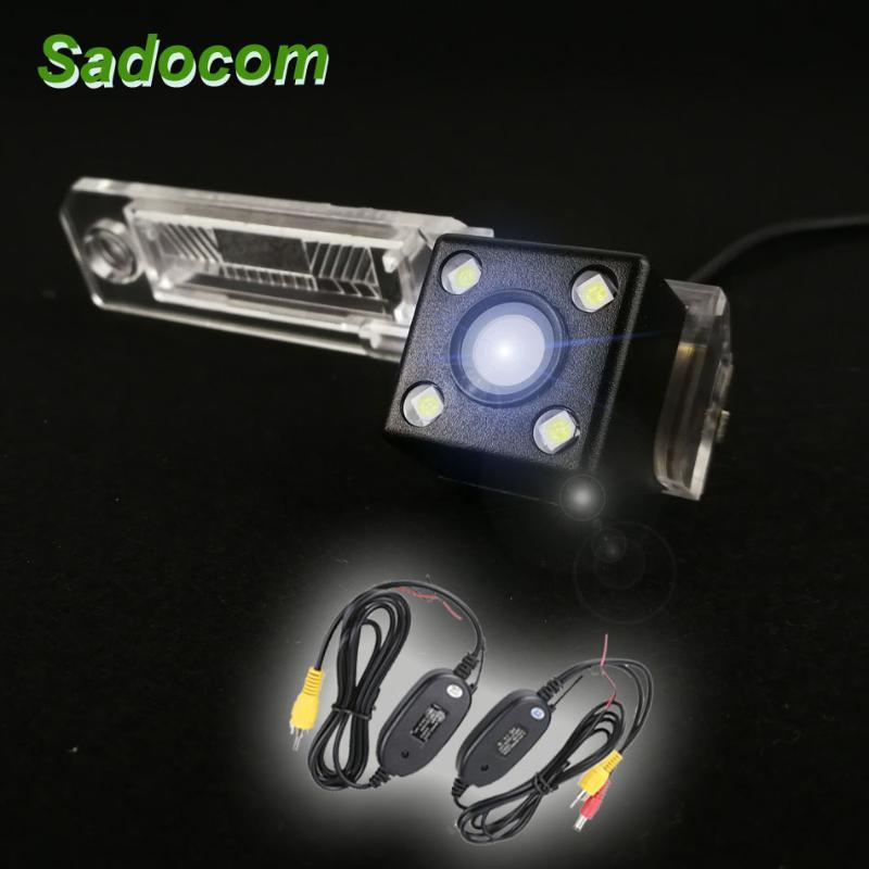 HD Car CCD Night Vision Waterproof Backup Rear View Camera Parking Assistance For Chery A5 2006 2007 2009 G5 VW Magotan Arrizo 7