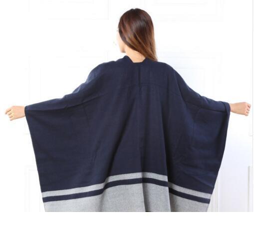 مصمم 2016 وصول جديد نساء العلامة التجارية غطاء المعطف صوف الكشمير وشاح الرأس في فصل الشتاء bufanda مانتا ترتان منقوشة