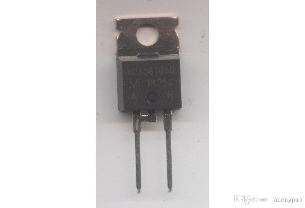 HFA08TB60 Fast Recovery diodo raddrizzatore