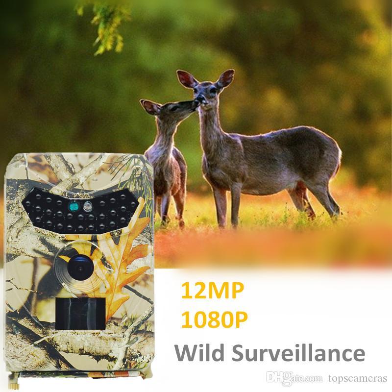 Câmera de caça de trilha infravermelho 940nm LEDs visão noturna ip56 game scouting wildlife câmeras