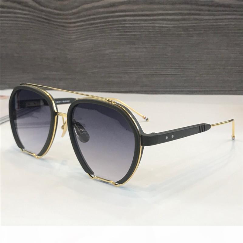 Новые модные дизайнерские солнцезащитные очки 810 пилотов рамка с высоким качеством популярный стиль бестселлер защитные очки УФ 400 объектив