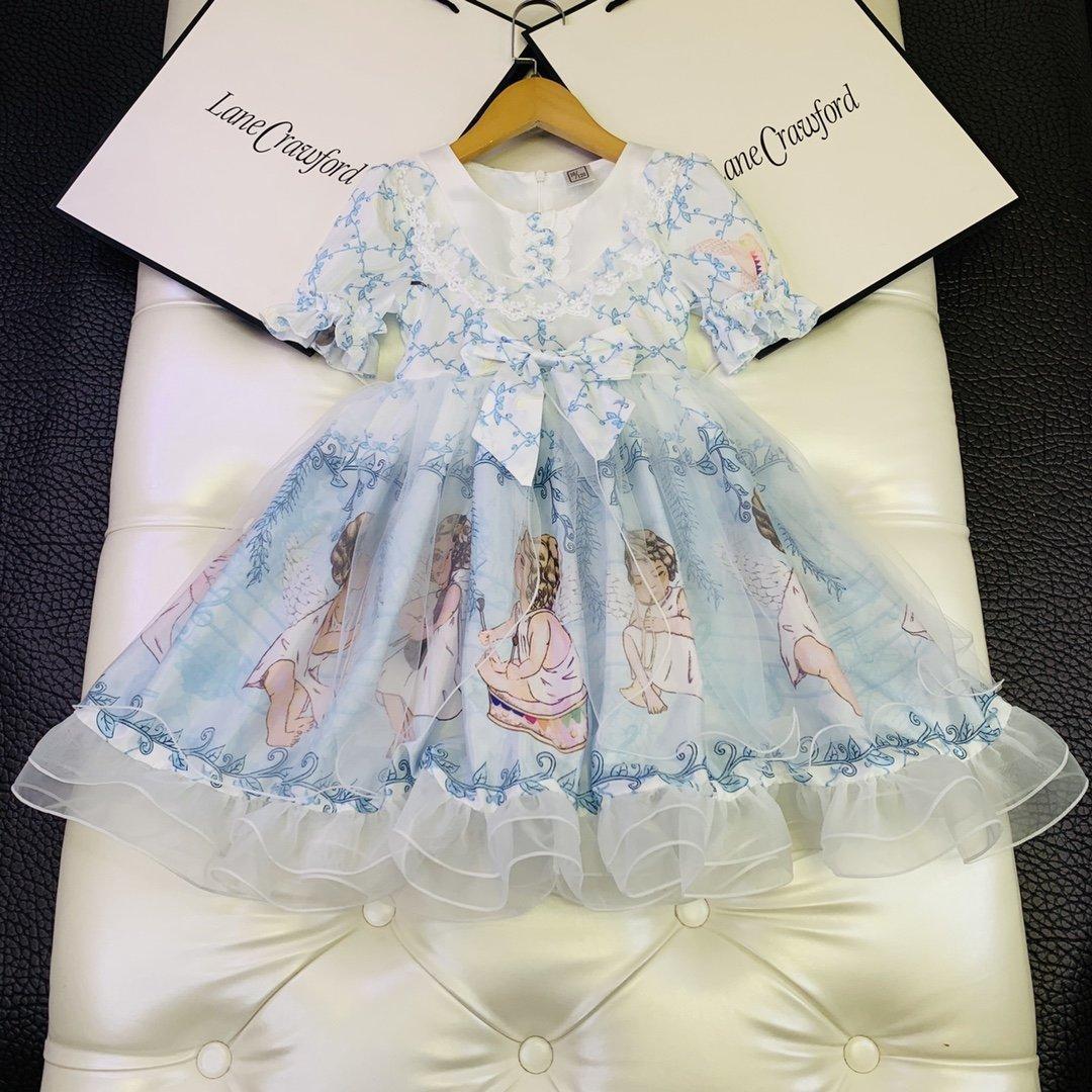 Designer Kleider Babykleider Babykleider Lieblings Großhandel bester Verkauf des heißen freien Verschiffen klassischen herrlichen HPDS
