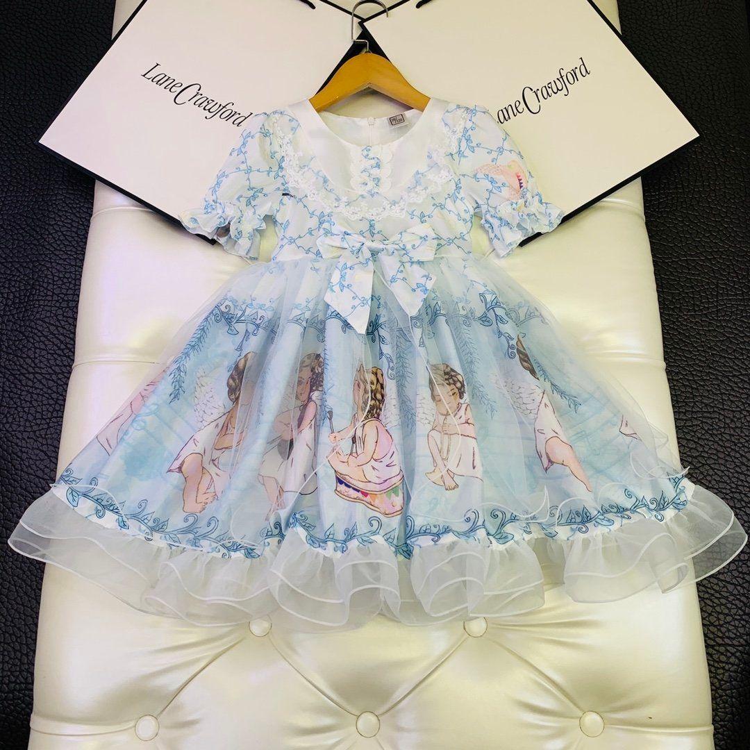 Vestidos de diseño para bebés vestidos vestidos de niña bebé favorito al por mayor la mejor venta caliente del envío libre HPDS magníficos clásicos