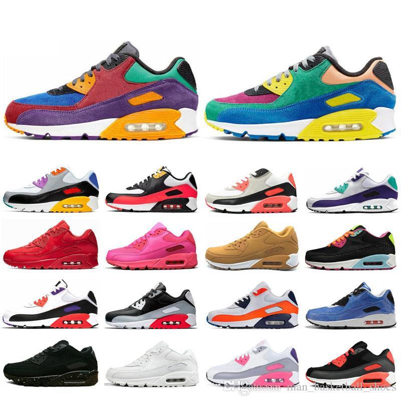 Hommes Femmes Sport Sneaker Lacets Chaussures De Course Loisirs Taille 36-45