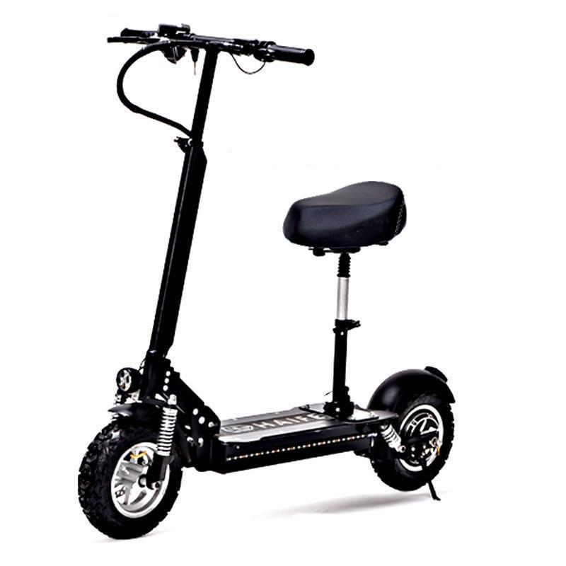 Acheter Daibot Adulte Vélo électrique Scooters électriques 11 Pouces Moteur Unique 1000w 48v Puissante Scooter électrique Avec Siège Pour Adultes De 732 15 Du Imeile Dhgate Com