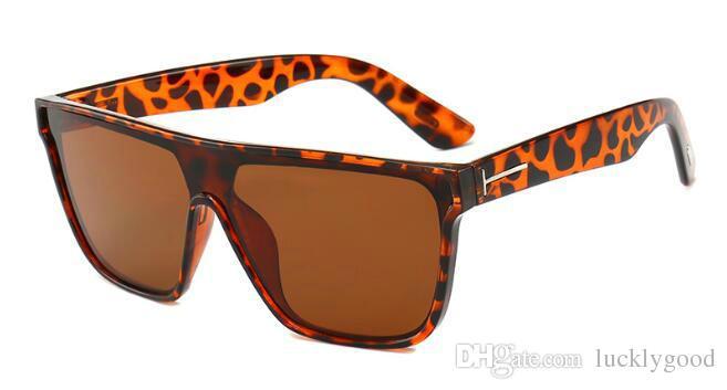 Luxus Top Qualität New Fashion 0392 0394 Tom Sonnenbrille für Mann Frau Erika Eyewear Ford Designer Marke Sonnenbrille Originalverpackung 5178 6939