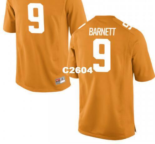 reputable site 35141 e5415 2019 Men #9 Replica Derek Barnett Tennessee Volunteers Alumni Football  Jersey S 4XLor Custom Any Name Or Number Jersey From C2604, &Price;   ...