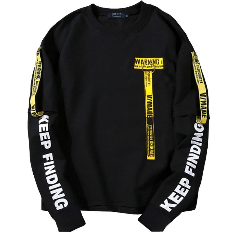 Plus Size Men 6XL 7XL 8XL 9XL Hoodies Men Sweatshirts Big size Oversize Pullover Loose Hoodie Hiphop pullovers Punk