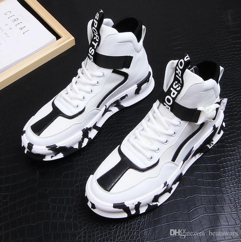El diseñador de moda de las mujeres calza los zapatos de papá 17FW las zapatillas de deporte Hombres Mujeres Spring Street Parejas Chaussures papá Zapatos