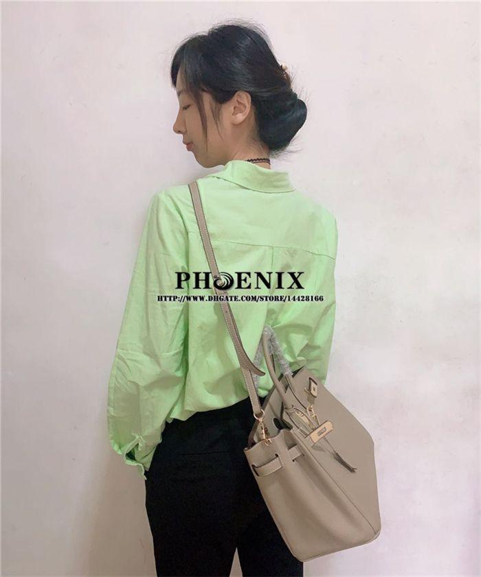 Hot Sale Designer wallet for lady luxury handbag 30cm shoulder bag messenger bag 100% TOGO calf leather totes top quality with gift package