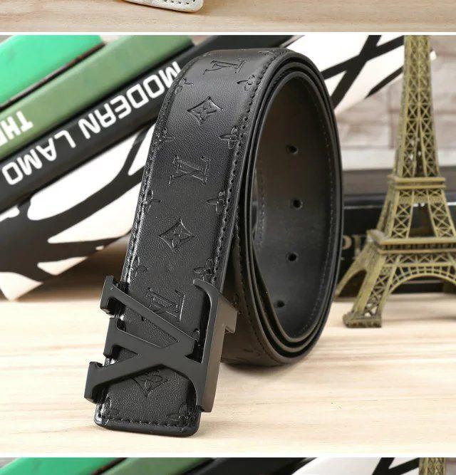 Luxury Designer H Brand Designer Belts Men High Quality Male PU Leather Women Be