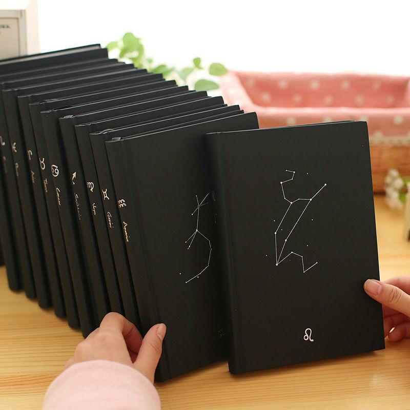 بارد زودياك خمر يوميات ورقة دفتر 96 ورقة دفتر المفكرة الإبداعية ملاحظة كتاب مكتب المدرسة المورد الدفاتر T8190701
