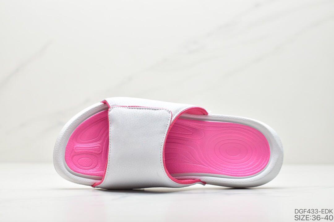 Оптовая 2020 Классический Гидро 6 Сандалии Розовый Серый Синий Черный Белый Мужские и пляж женщин Открытый тапочки обувь размер 36-45