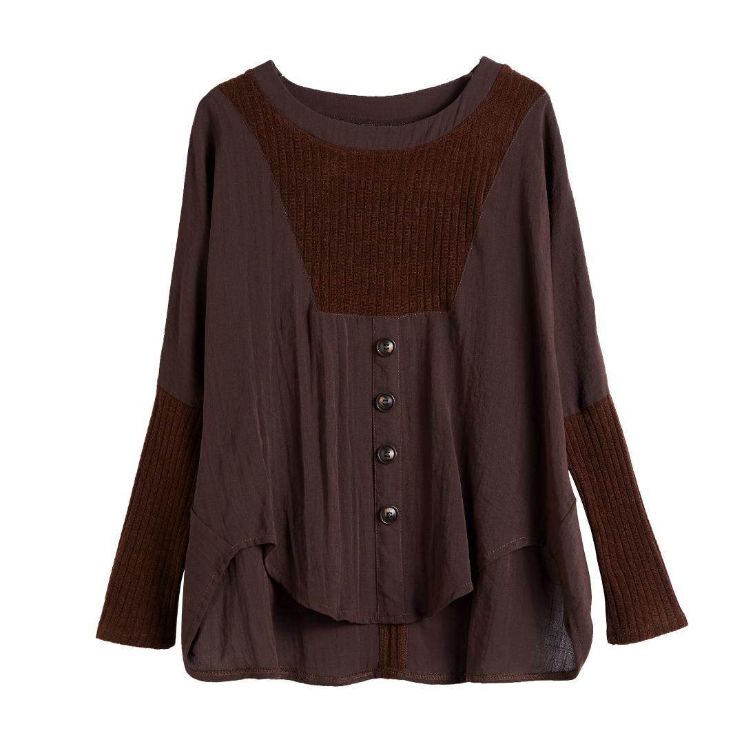 super popular 3efed 11d11 2019 High Quality Casual Harajuku Vintage Tunic Hippie Boho Loose Baggy  Pullover Shirt Twotwinstyle Women Spring Blouse Ladies Tops From Licandy,  ...