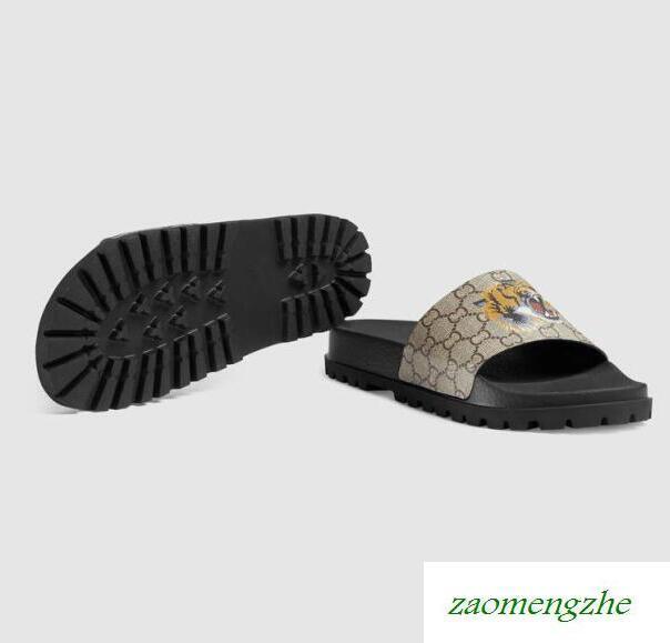 Сандалии с толстым дном 429469 hot queen bee вышивка женская обувь Мужская обувь кроссовки пара тапочек с коробкой