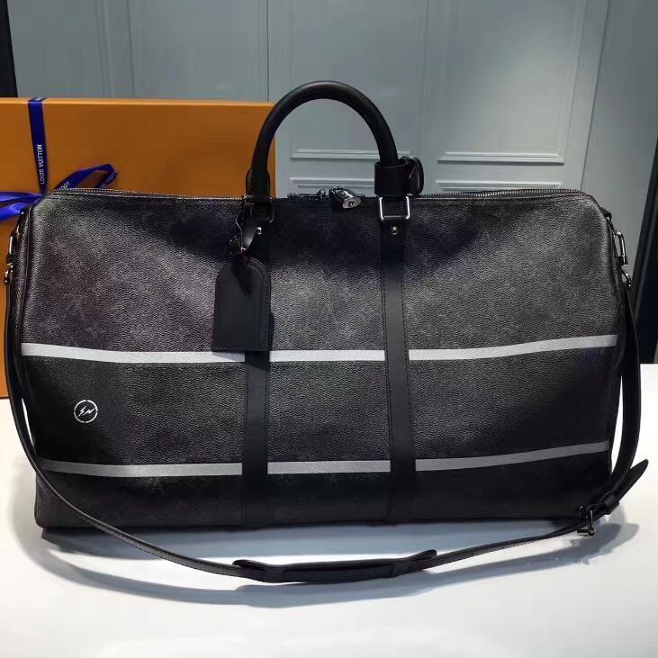 2020men donne zaini firmati grandi borse da viaggio moda capacità stile classcal vera pelle superiore qualtyA21