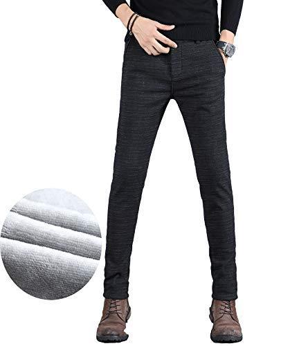 better latest various colors Acheter COLINNA Homme Jeans Doublé Polaire Hiver Épaissir Jeans Pantalons  Pantalons Légers En Jean Pantalons Décontractés De $33.8 Du Combocai | ...