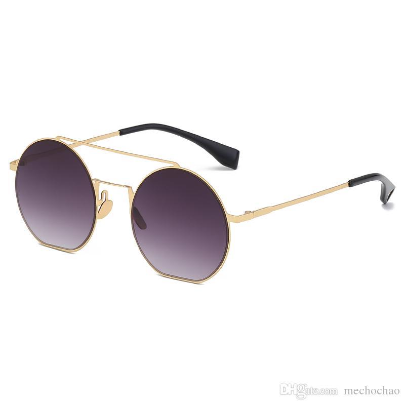 Qualität Neue Hohe Gläser Top Designer Frauen Metall Sonnenbrille Und Und Retro Fashion Free Retro Box Sonnenbrille Marke Fall Herren Runde Abdwa