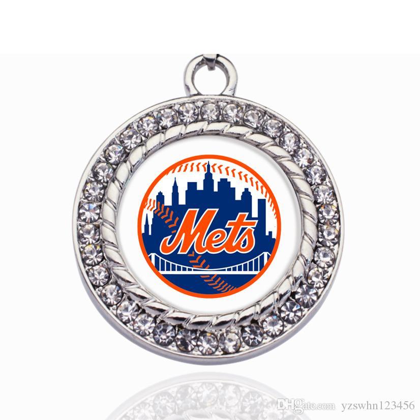 personalizada Nueva York encantos de accesorios de moda joyería pendiente de Fabricación del hombre de las mujeres joyería retra del estilo