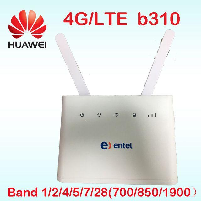 UNLOCKED Huawei B310s-518 CPE 4G LTE FDD Wireless WiFi Router Broadband Modem