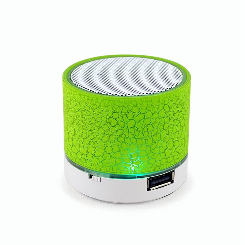 2020 A9 Bluetooth Speaker Mini Crack Led Speakers Wireless Loudspeaker Tf Usb Subwoofer Stereo Audio Music Player From Fy987123 3 77 Dhgate Com