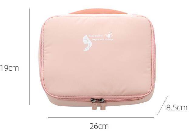 Femmes sacs de maquillage organisateur trousse de voyage pochette de voyage célèbre marque maquillage sac dames bouchon sacs à main sac à main trousse de toilette 896