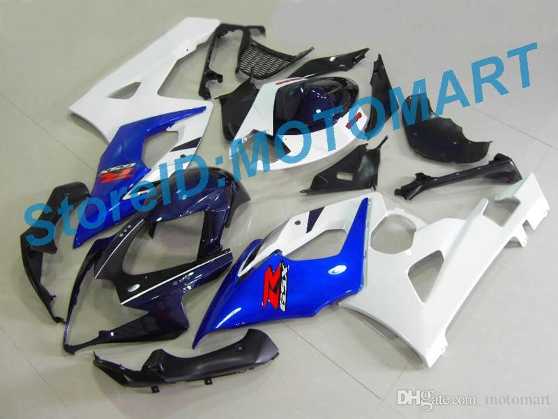 Moulage par injection Carrosserie Pour SUZUKI GSXR1000 05 06 GSXR-1000 GSX-R1000 K5 GSXR 1000 2005 2006 05 06 Carénage Kit SD015