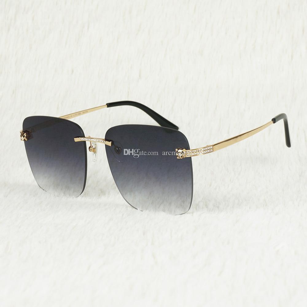 Lunettes de soleil surdimensionnées femmes lunettes de soleil Cadre pour Lady Fashion Filles équipement de beauté Stores en plein air Gafas De Sol Vintage Accessoires de conduite
