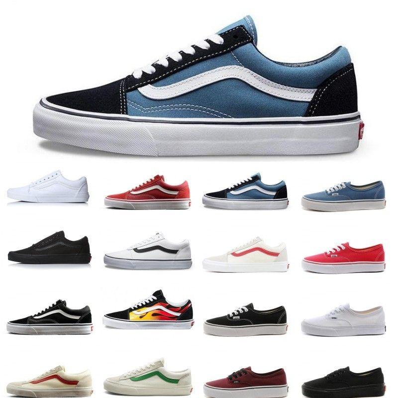 old skool design vans chaussures