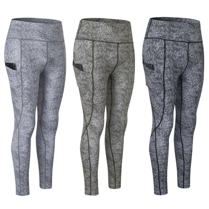 Women Sexy Sports Pants Gym Leggings High Waist Sports Pants Workout Running Leggins Fitness Leggings Yoga