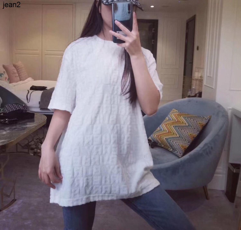 Femelle Loisirs, Mode Confort D'été édition À Manches Courtes T T-shirt tissu confort 040504