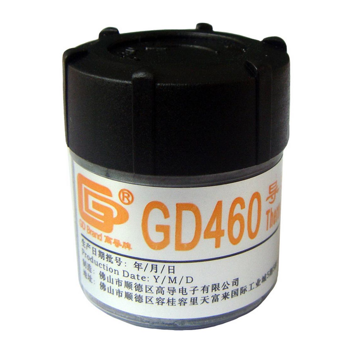 Cheap Fans & Cooling NOYOKERE Thermal Conductive Grease Paste Silicone GD460 Heatsink Compound Net Weight 20 Grams For CPU processor