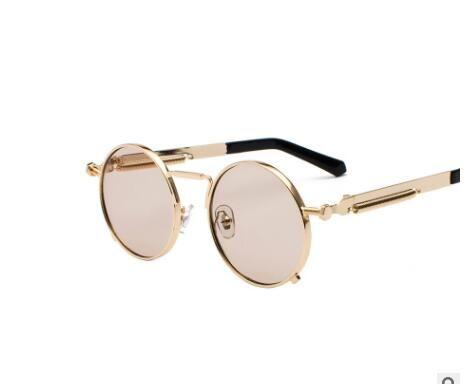 la moda di lusso 9013 uomini poligonali europei e americani degli occhiali da sole di guida glassesmens donne occhiali da sole trasporto libero