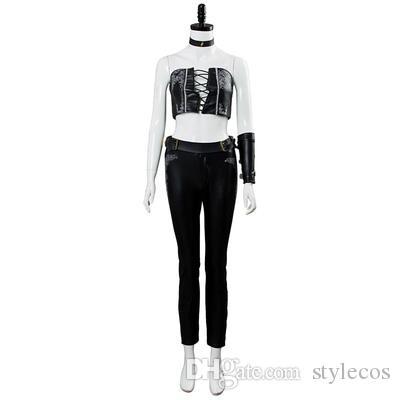 Devil May Cry 5 Kostüm Trish Gloria Cosplay Kostüm Halloween Outfit Komplettset